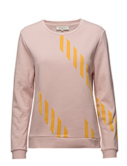 SFVERY LS SWEAT - SEPIA ROSE