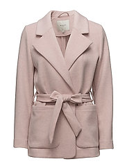 SFELIJA COAT H - SEPIA ROSE