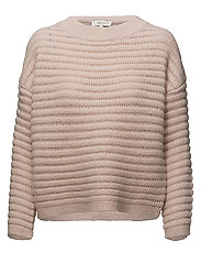 Selected Femme - Sfbila Ls Knit O-Neck