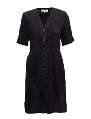 SFGRACY 2/4 DRESS - BLACK