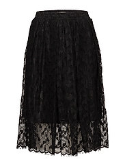 SFLACEY HW SKIRT - BLACK