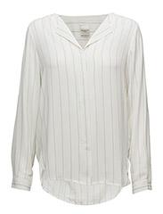 Selected Femme. Slfdynella stripe ls shirt ...