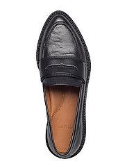 Rabatt Bestseller Günstig Kaufen Fabrikverkauf Sfmari Leather Loafer Billige Wiki In Deutschland Billig Rabatt 100% Original exyqlrv