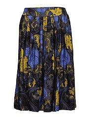 Selected Femme - Sfsonja Mw Midi Skirt Rt