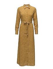 Selected Femme - Sfchanie Ls Long Dress Rt