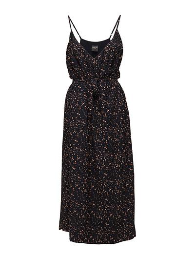 Selected Femme SFMABEL WRAP DRESS EX