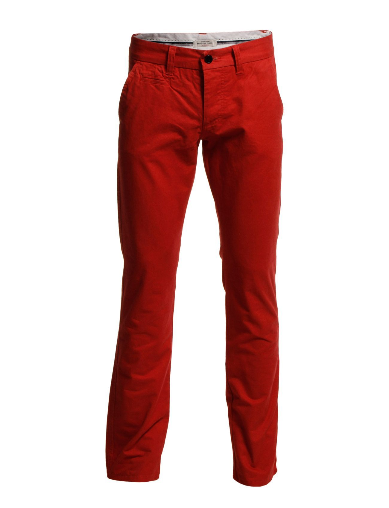 Three Paris Cinnabar Chino Pants Noos C