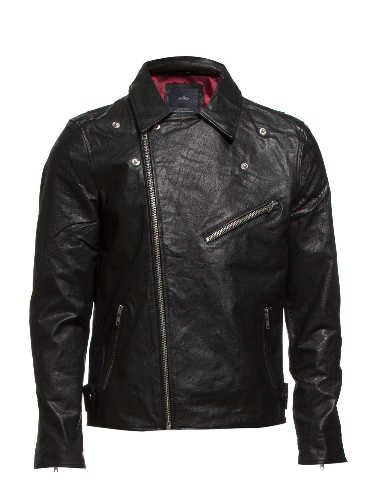 The Iconic Biker Jacket I