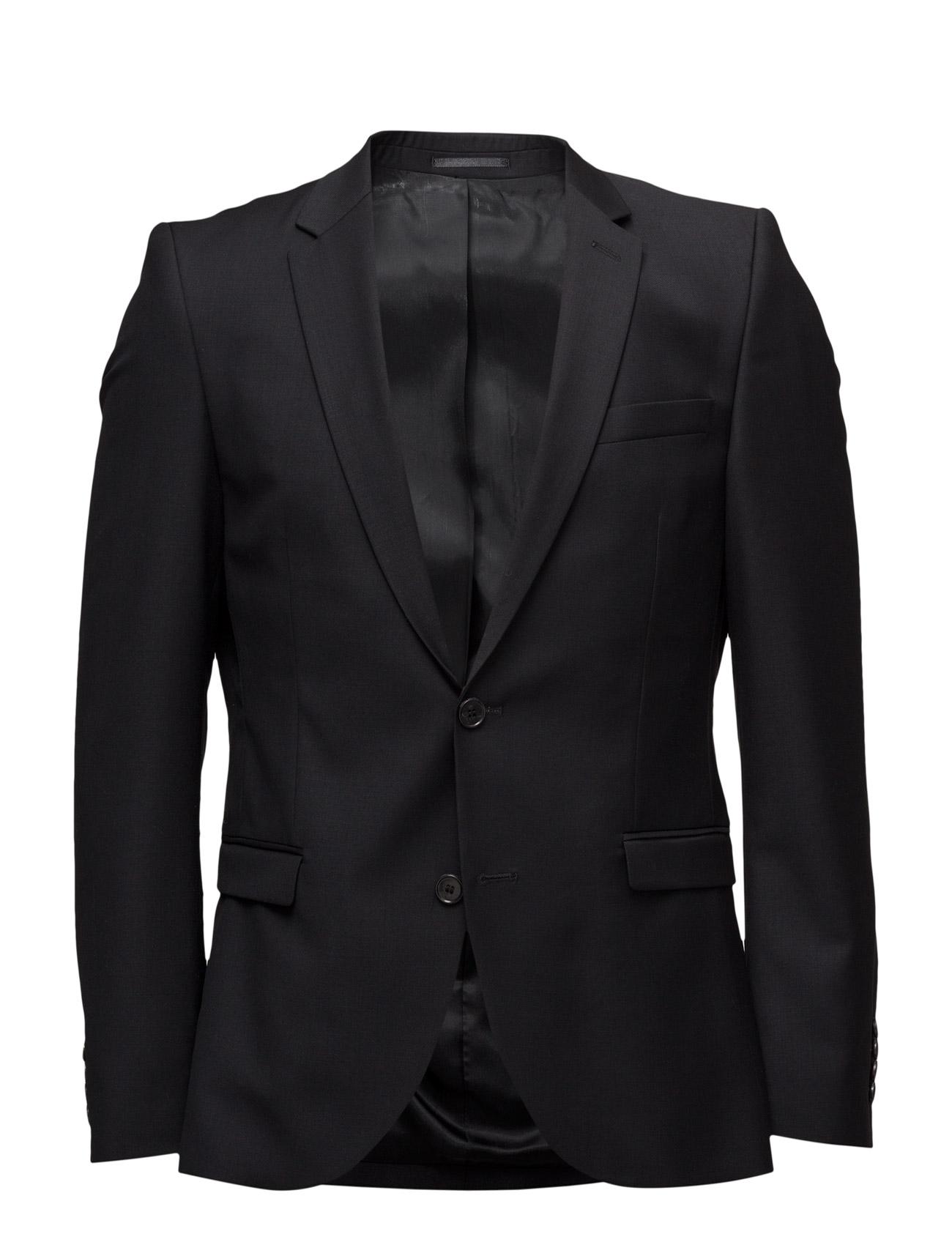 Shdone-Myloram5 Black Blazer Noos Selected Homme Blazere til Herrer i Sort