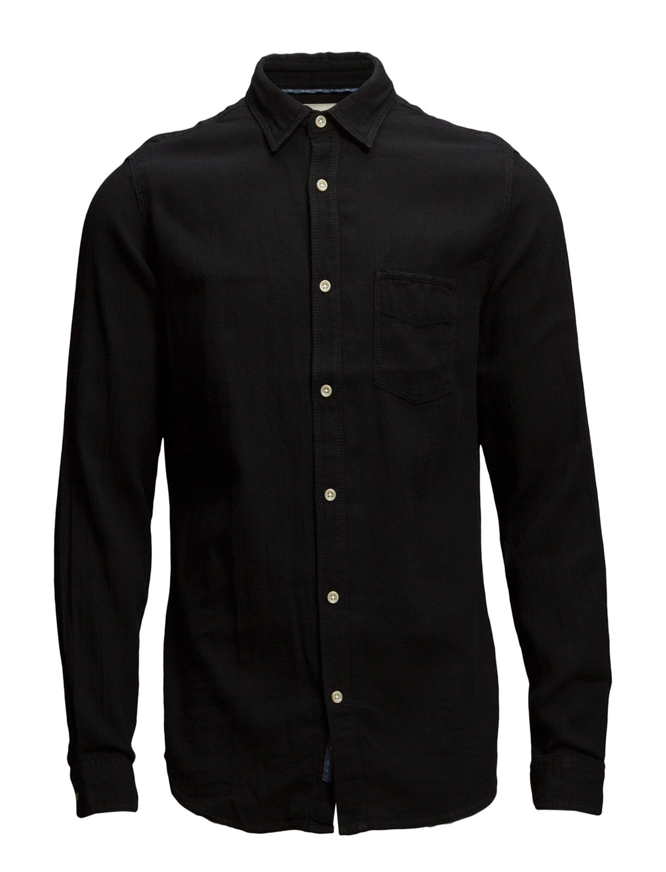 One Shlow Shirt Ls I Selected Homme Casual