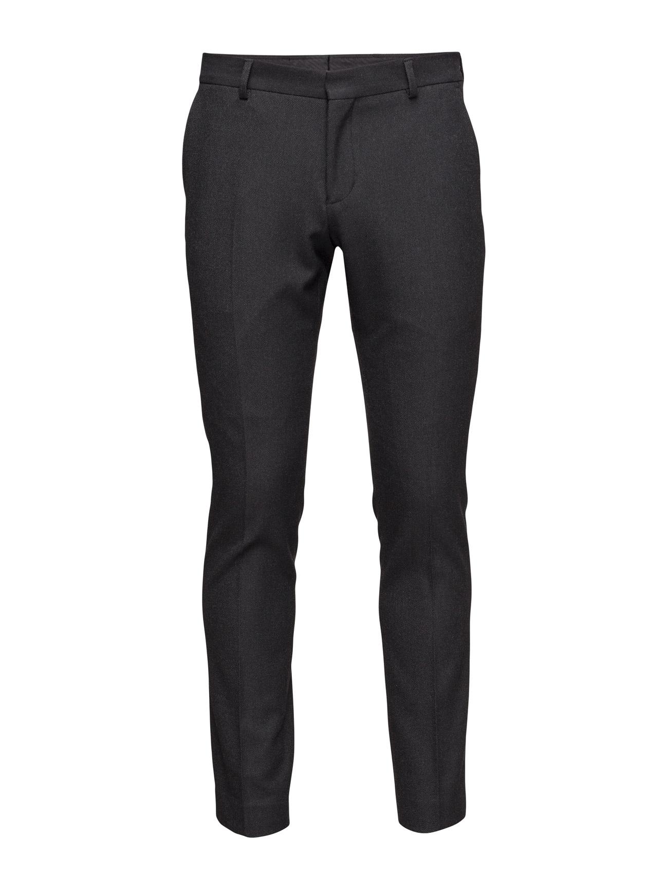 Shdone-Rory Kit Dark Grey Trouser Selected Homme Formelle til Mænd i Mørk grå