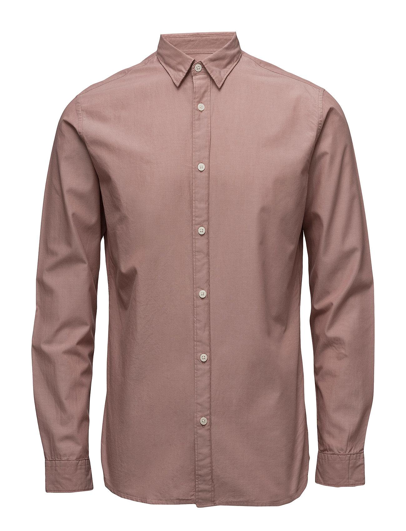 Shhonelouis Shirt Ls Noos Selected Homme Casual sko til Herrer i