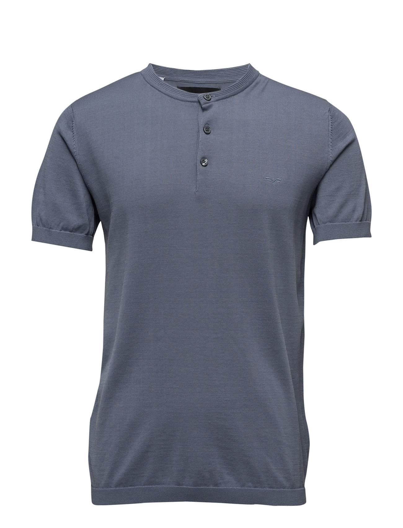Ab Polo Knit Selected Homme Polo t-shirts til Mænd i Flint Stone