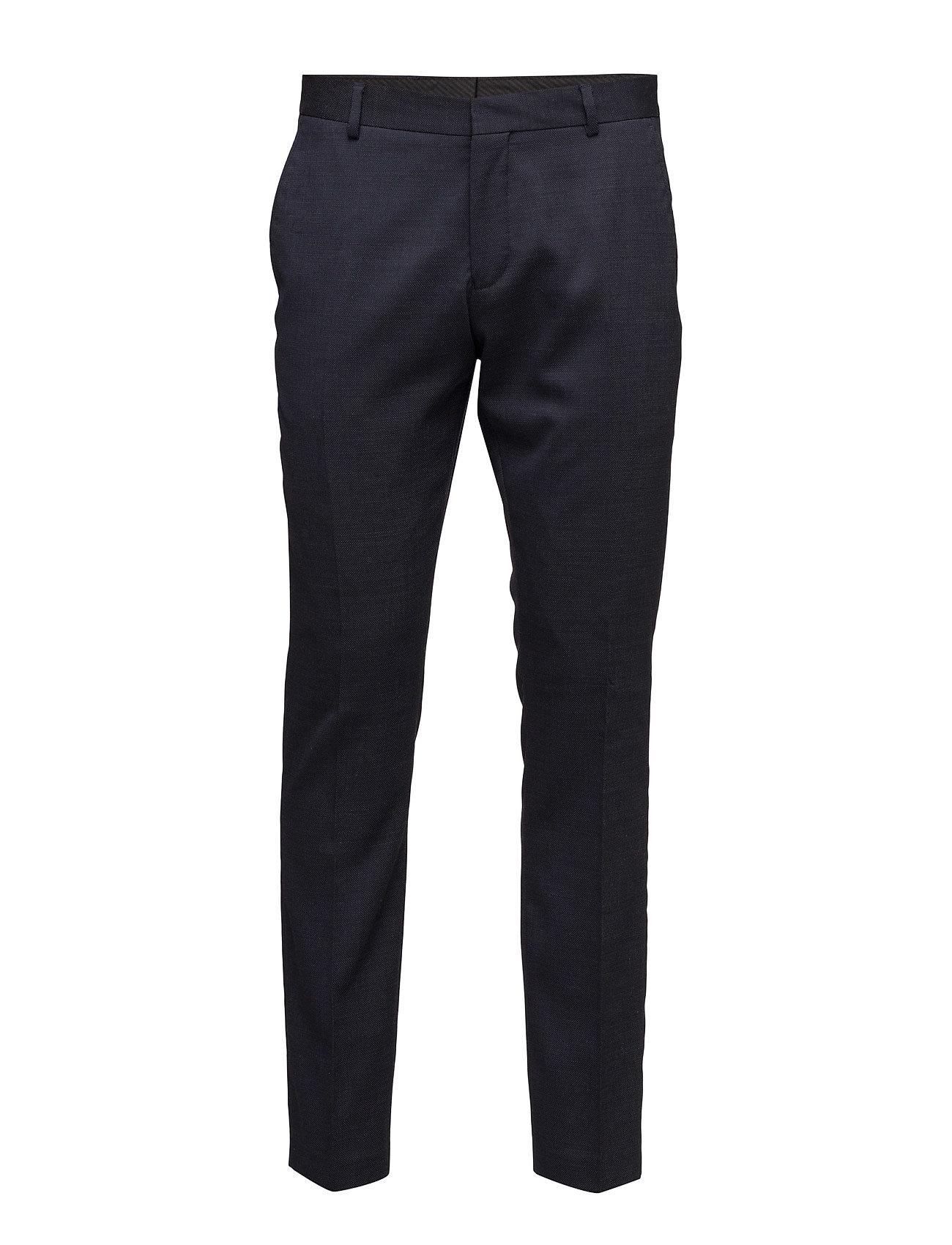 Shdone-Mylorex3 Dk Navy Trouser Noos Selected Homme Formelle til Herrer i Mørk Navy