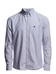 Collect shirt ls r NOOS H - Stripe