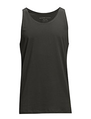 Dave tank top C - Pirate Black
