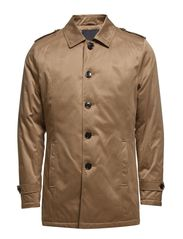 SHTribeca trench coat ID - Sand