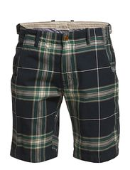 Selected Homme Leway2 Delhi check shorts C