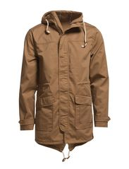 Selected Homme Leon parka jacket C