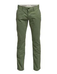 Selected Homme Three Paris hedge green pants C NOOS