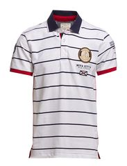Selected Homme Fairfield ss polo C