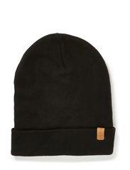 Leth plain hood H - Black