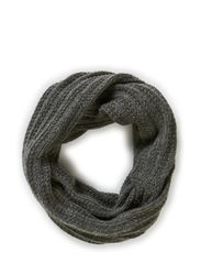 Rail tube scarf H - Medium Grey Melange
