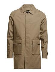 Allan Mac Coat ID - Desert Taupe