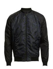 Pix Bomber Jacket ID - Black