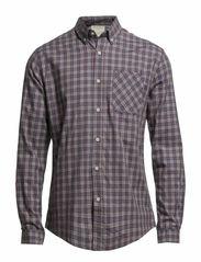 Tribeca shirt ls s H - Vintage Indigo
