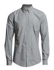 Kenny shirt ls s H - Light Grey Melange