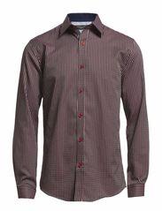 Magnus shirt ls s F - Black