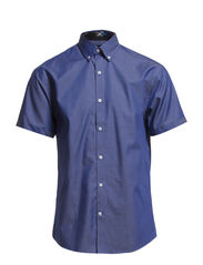 Two Pelle shirt ss ID - Twilight Blue