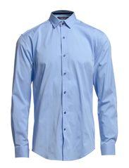 West shirt ls r ID - Light Blue