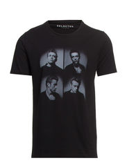 James Dean Tee ID - Black