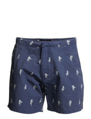 Frank swimshorts ID - Evening Blue