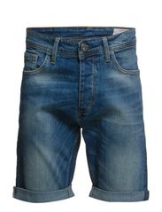 Cash 4929 denim shorts NOOS I - Medium Blue Denim
