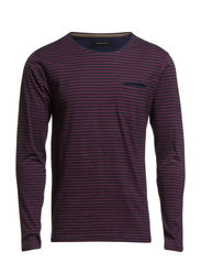 Sloan ls o-neck ID - Oxblood Red