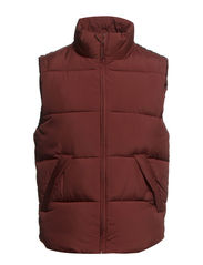 Whelm Gilet H - Rum Raisin