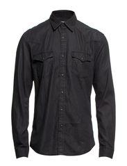 One Class shirt ls BP I - Black