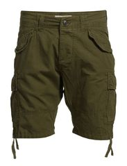 Maze green cargo shorts I - Dark Green