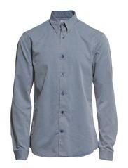 One Fade shirt ls BP ID - Light Blue Denim
