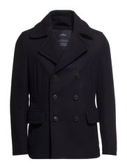 The Iconic Pea Coat ID - Navy Blazer