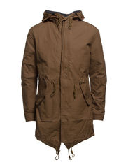 SHThe Iconic Fishtail Parka BP I - Beech