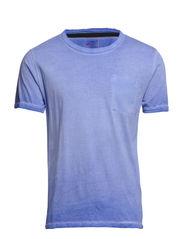 Graphite ss o-neck I - Medieval Blue