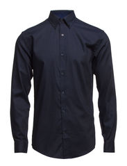 One Moel Ed shirt ls ID - Navy Blazer