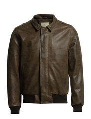 Martin Leather Jacket IX - Tan