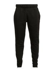 Plain sweat pants IDX - Black