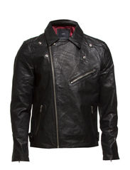 The Iconic Biker Jacket I - Black