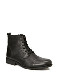 Sel Taylor Leather Boot NOOS I - Black